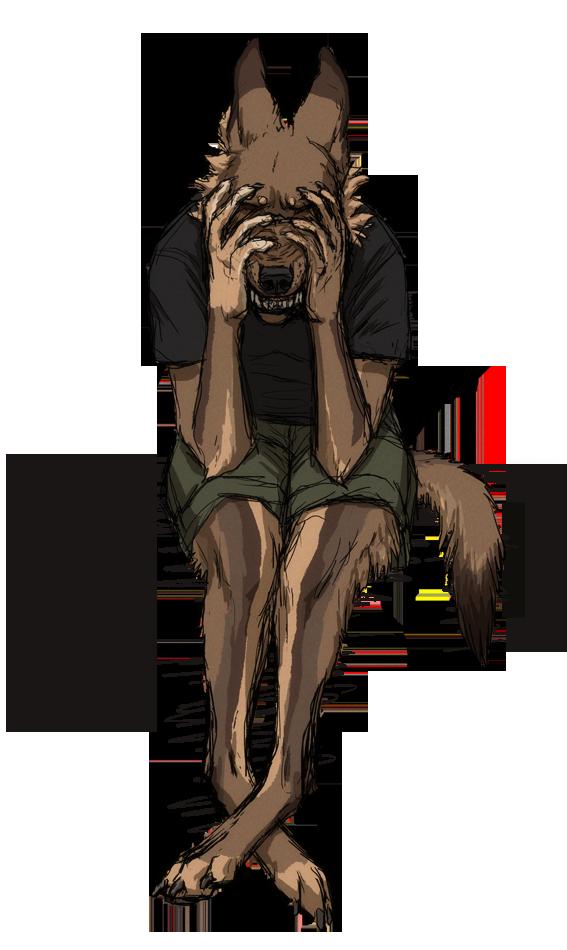 anxieties. by Canis-ferox