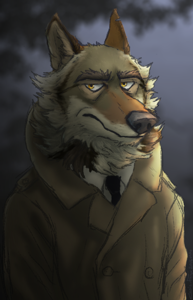 Zootopia Rook 2 by Canis-ferox