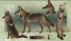 Ferox Reference by Canis-ferox