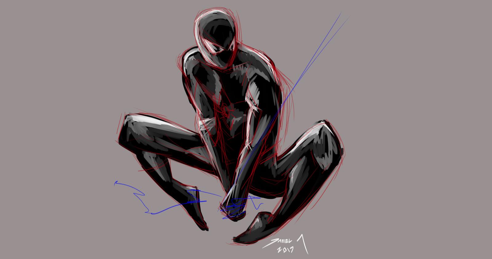 Day 279-Spiderman 21 by Dan21Almeida95