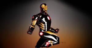 Day 283-Iron man 2 by Dan21Almeida95