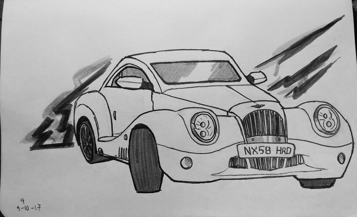 Inktober17 Day 9-Speed by Dan21Almeida95