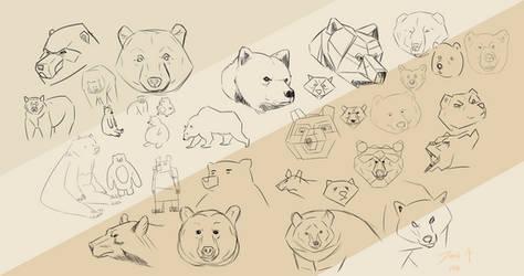 Day 304-Bears by Dan21Almeida95