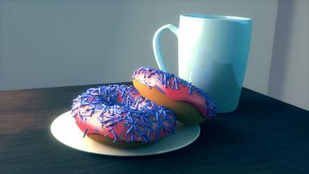 Blender Donut-Alt