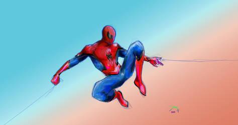Day 306-Spider-man