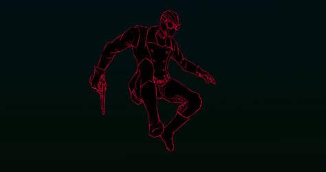 Day 307-Spider-man Noir