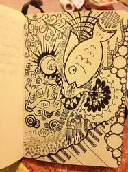 Doodle by haneMIsaki