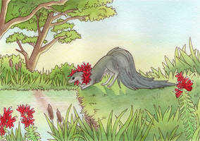 [Kiriban] Esk 287 - Zita by Sproutbird