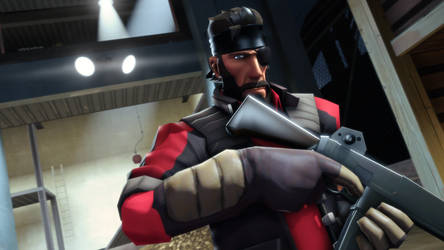 Metal Gear Fortress: TEAM Walker by Cpt-Sourcebird