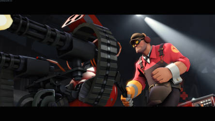 Engineer Vs Machine (Personalized Version) by Cpt-Sourcebird