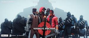 Mann vs Machine