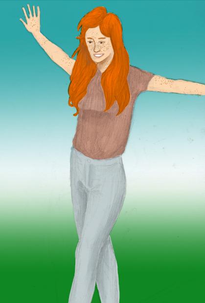 Ginny Weasley by QueenLucySusan