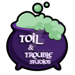 Toil And Trouble Studios, Logo