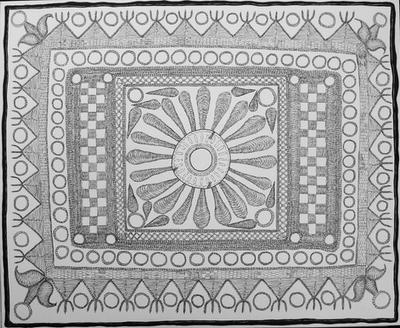 Kutch Embroidery by msilvestre