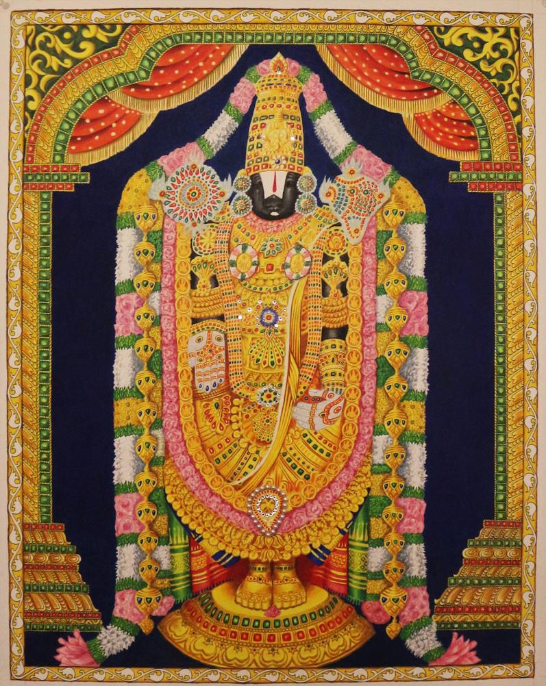 Balaji -pre embelishment- by msilvestre