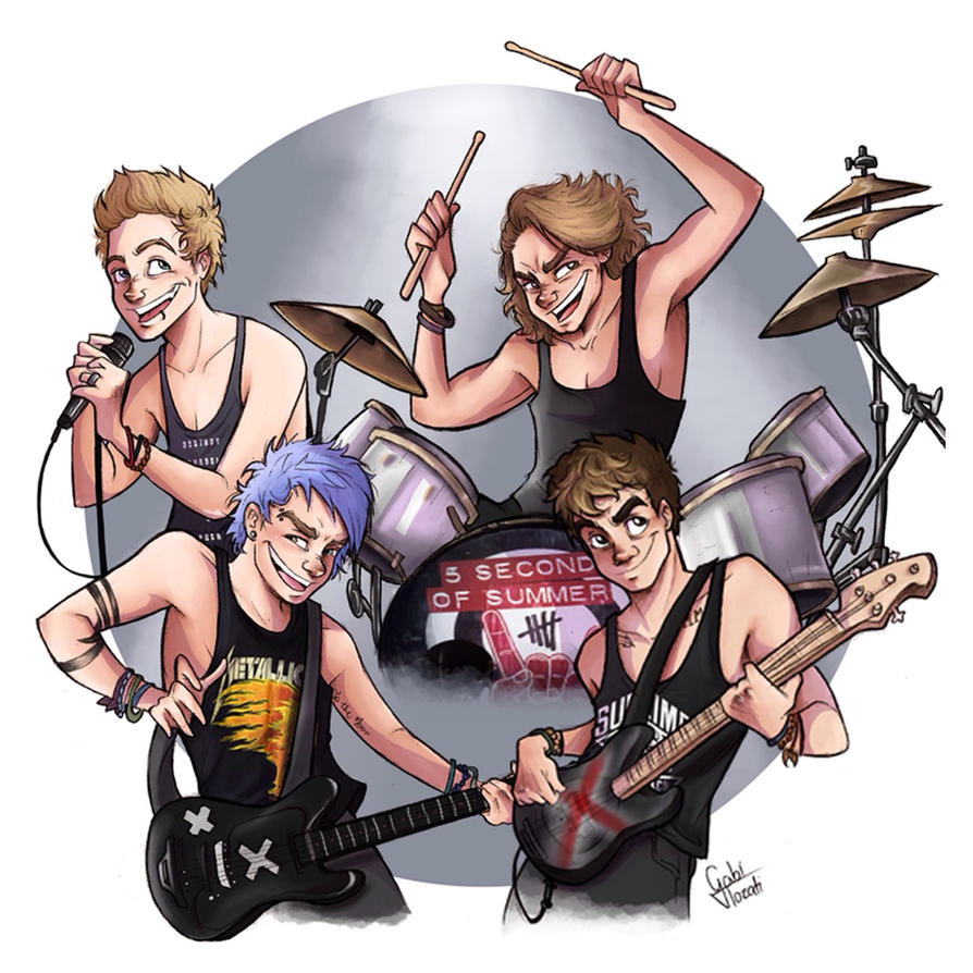 5sos ROWYSO by GabiTozati on DeviantArt
