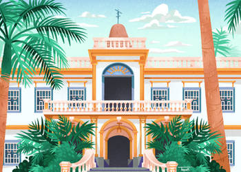 Fazenda Morro Azul (Commission) by GabiTozati