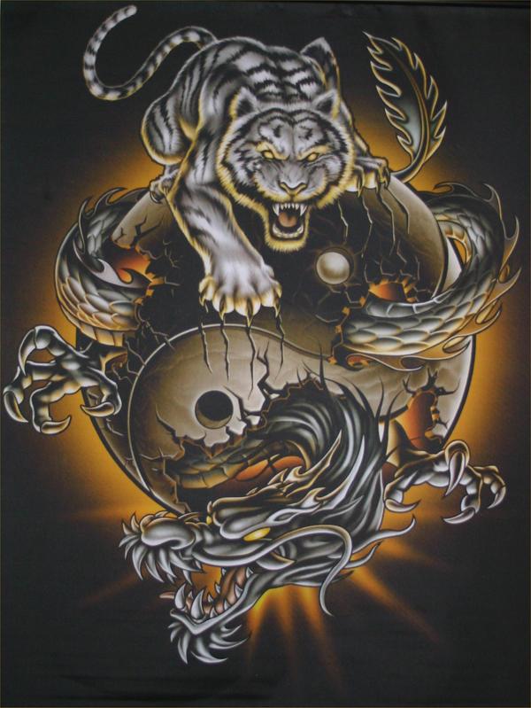 dragon tigers