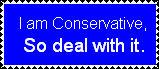 Conservative stamp