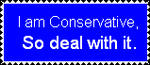 Conservative stamp by kfirpanther3