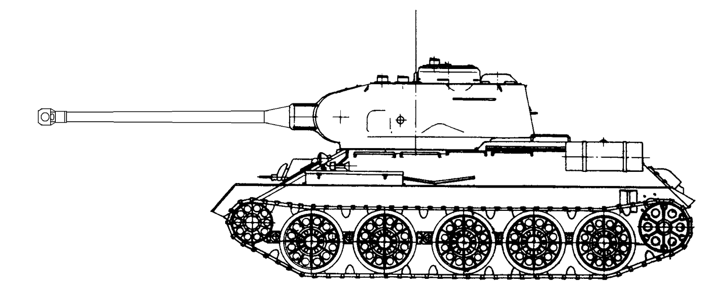 T-34 and Firefly Hybrid by kfirpanther3