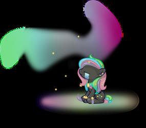 Contest entry - Aurora Lights by Miyunea