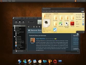 Ubuntu Mockup Hardy Heron