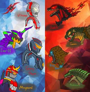 Heroes vs Titans