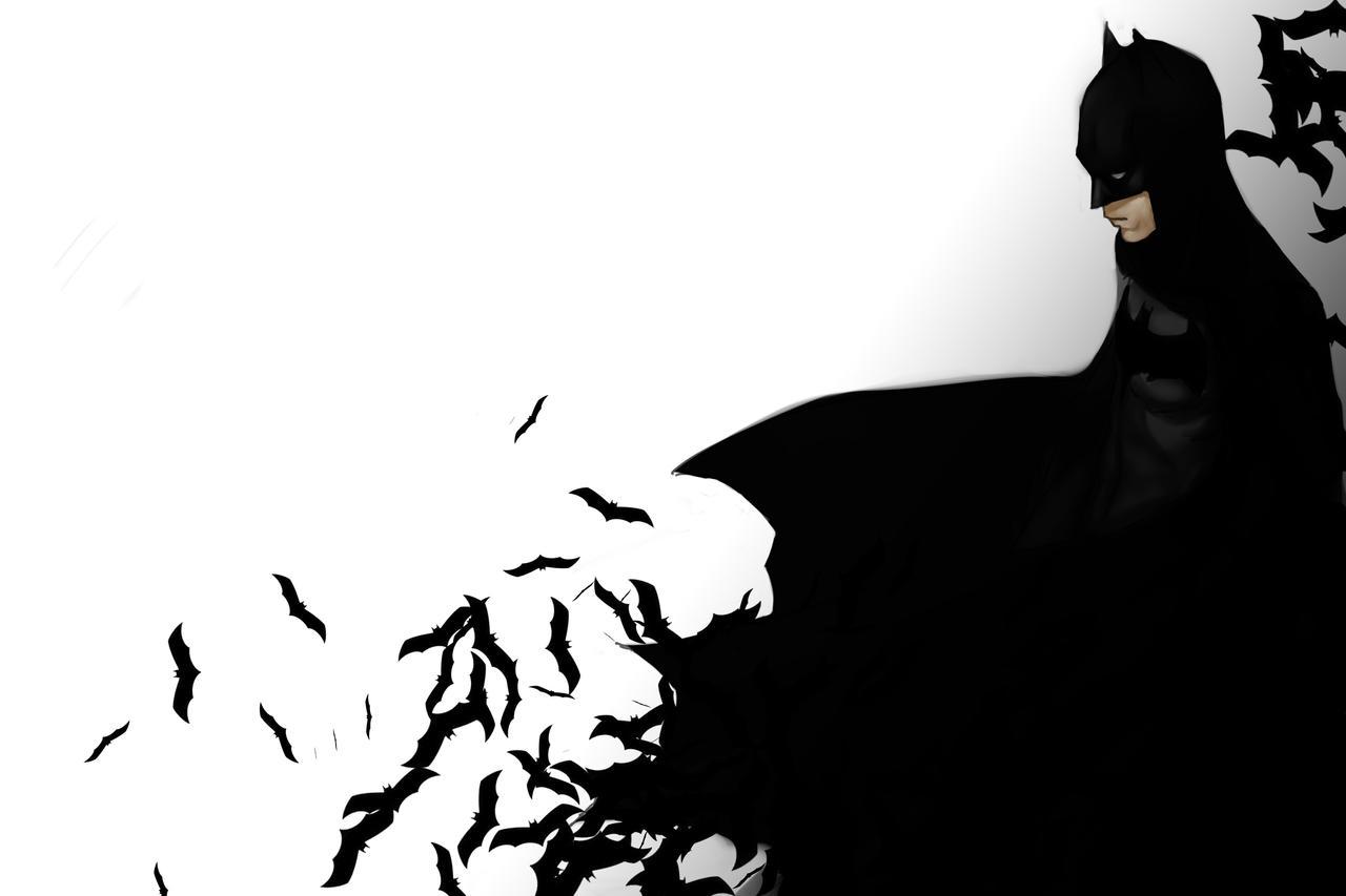 Batman by Animixter