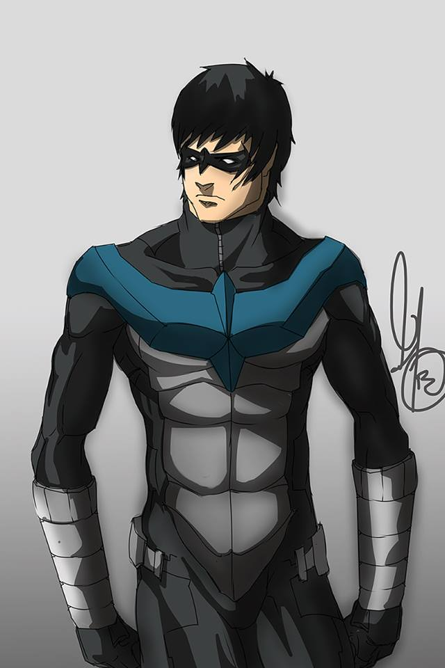 Nightwing by Animixter
