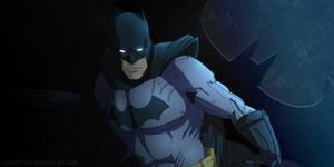 Batman Wallpaper by Animixter