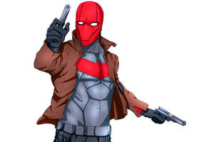 Red Hood No Background