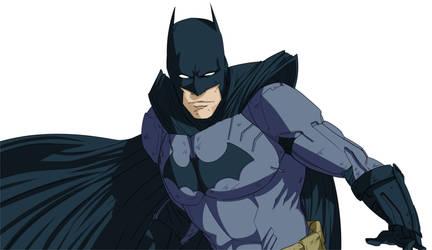 Batman No Background