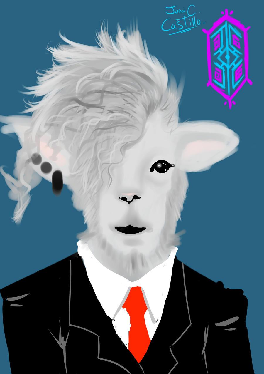 Shak The Llama by neo-bro