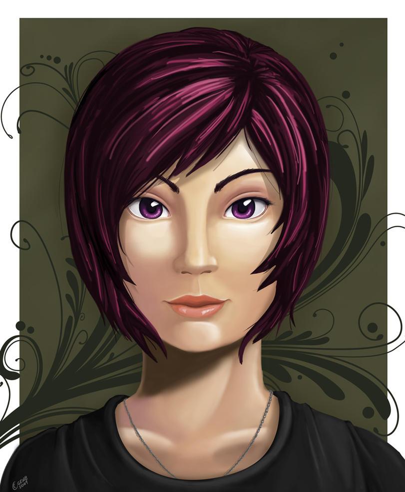 Leona Portrait by gen8