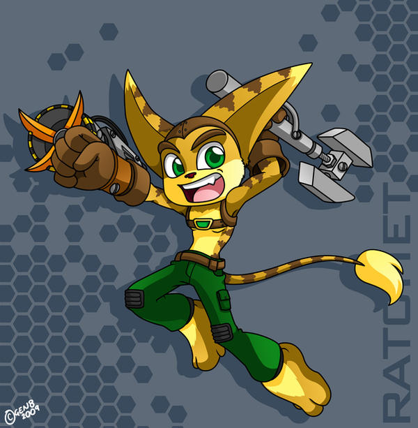 Ratchet by gen8