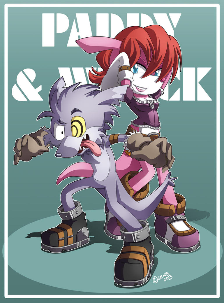 Paddy and Whack by gen8