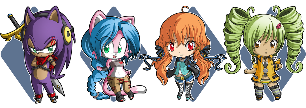 ChibiExamples5 by gen8