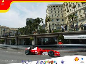 Ferrari at Monaco - Clean