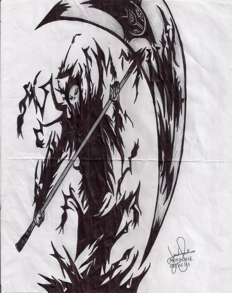 reaper anime wallpaper - photo #29