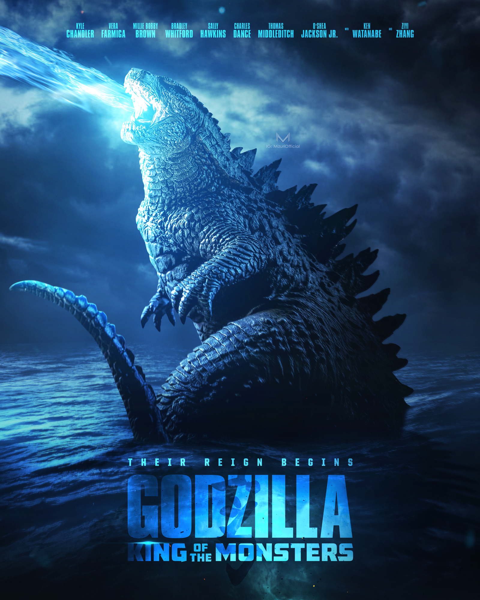 GODZILLA - KING OF THE...
