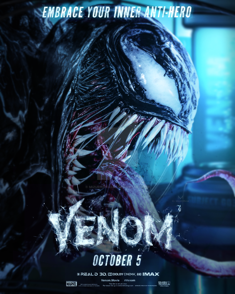 Quái Vật Venom – Venom