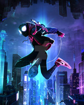 SPIDER-MAN: INTO THE SPIDER-VERSE!