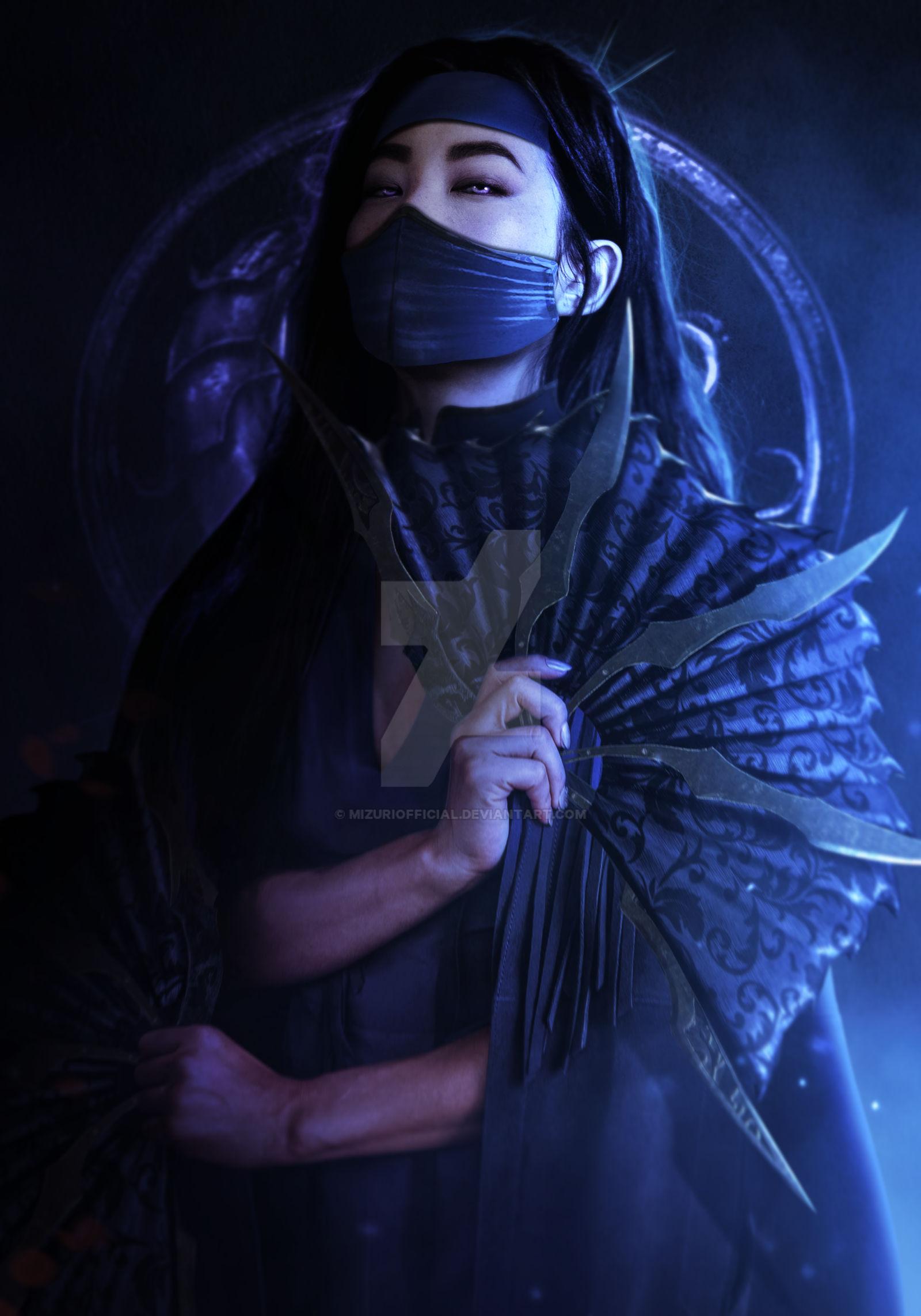 Mortal Kombat 11 Kitana By Mizuriofficial On Deviantart