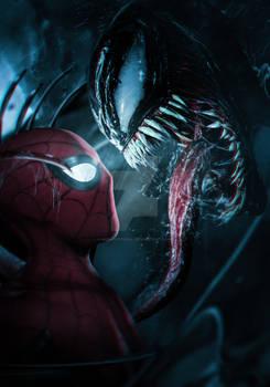 SPIDER-MAN MEETS VENOM!