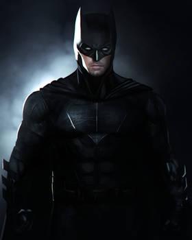 ZACK SNYDER'S JUSTICE LEAGUE - THE BATMAN
