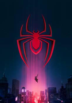 SPIDER-VERSE - MILES MORALES