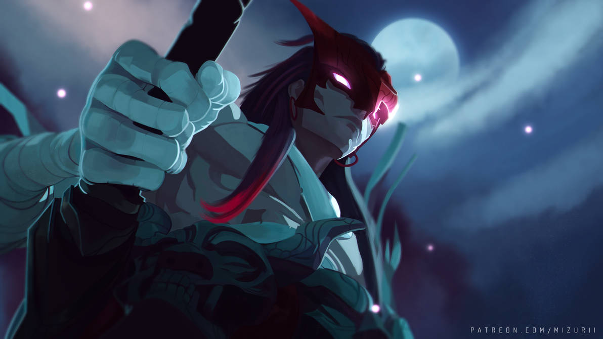 League of Legends - Yone