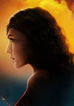 Snyder Cut - Wonder Woman