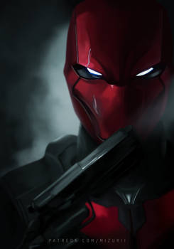 Titans - Masked Redhood (Curran Walters)